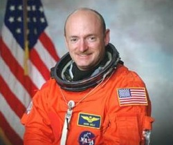 Astronaut Mark Kelly. Photo by NASA