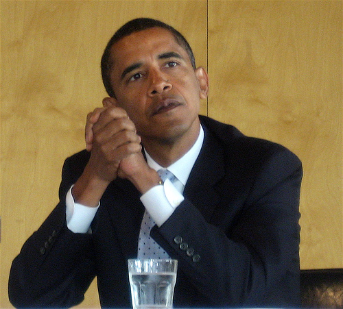 President Barack Obama (Creative Commons)