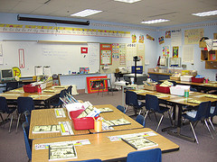 LAUSD Classroom (Creative Commons)