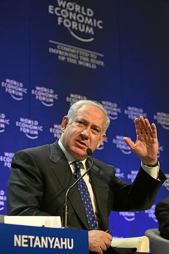 Israeli Prime Minister Benjamin Netanyahu (Photo courtesy Creative Commons).