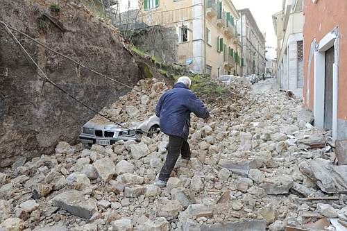 The president of Italy's National Institute of Geophysics and Volcanology, Enzo Boschi, faces trial along with six other scientists and technicians for failure to predict the disaster. (Photo by jacopo18041968, Creative Commons)