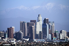 Downtown LA (Creative Commons)