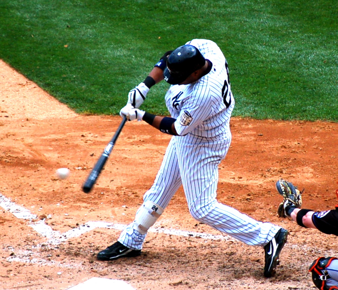Robinson Cano of the Yankees took home the hardware. (kidsire via Wikimedia Commons)