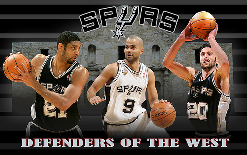 The Spurs are off to the hottest start in the NBA. (Creative Commons/RMTip21)