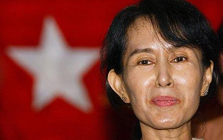 Aung San Suu Kyi (Creative Commons)