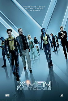 Xmen First Class (photo by IMDB)