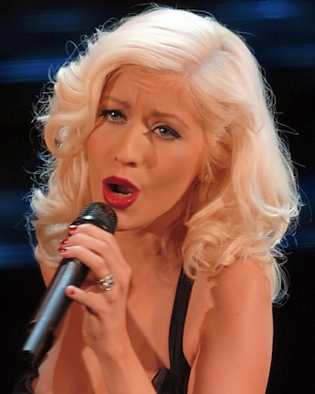 Christina Aguilera (Creative Commons)