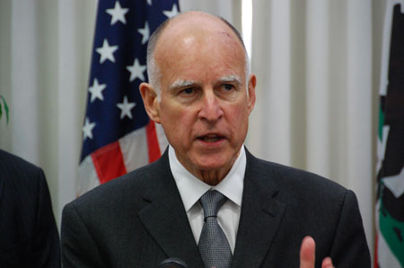 Jerry Brown needs to buckle down if he wants to win this year's gubernatorial race. Creative Commons