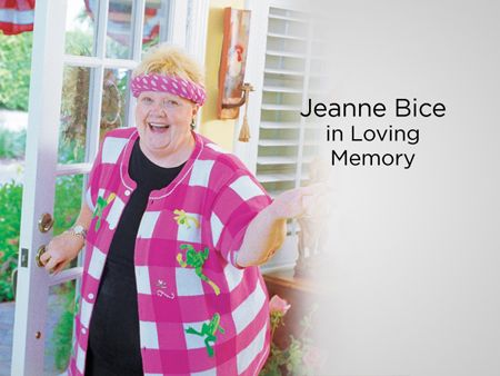 Jeanne Bice from Quacker Factory (courtesy of QVC)