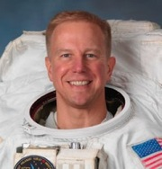 Astronaut Tim Kopra. Photo by NASA