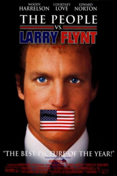 Larry Flynt (Columbia Pictures)