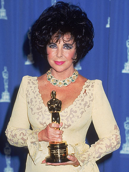 Elizabeth Taylor (courtesy of People.com, DMI/Getty)