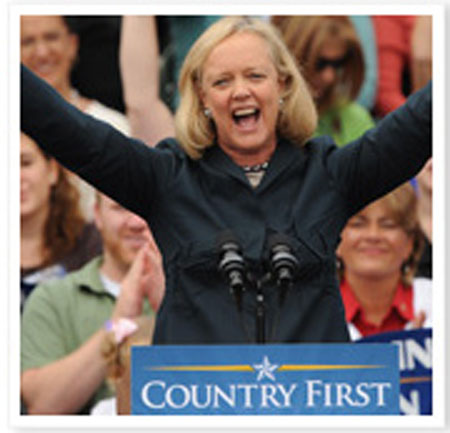 Meg Whitman. Creative Commons