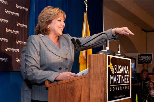Susana Martinez (Creative Commons)