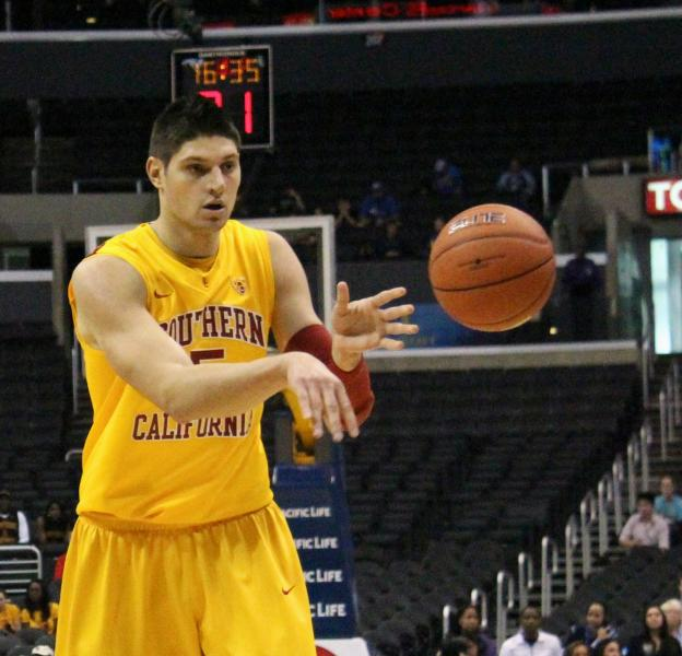 Vucevic looks good, but will a GM be willing to take a chance? (Shotgun Spratling)