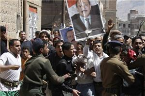 Clashes in Yemen.