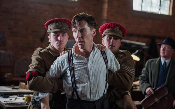 """Best Motion Picture, Drama"" nominee ""The Imitation Game"" (Twitter/@RegalMovies)"