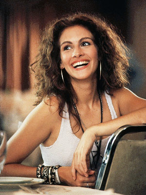 "Julia Roberts in ""Pretty Woman"" (Creative Commons)"