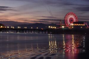Check out free concerts at the Santa Monica Pier (Twitpic/IMAGE)