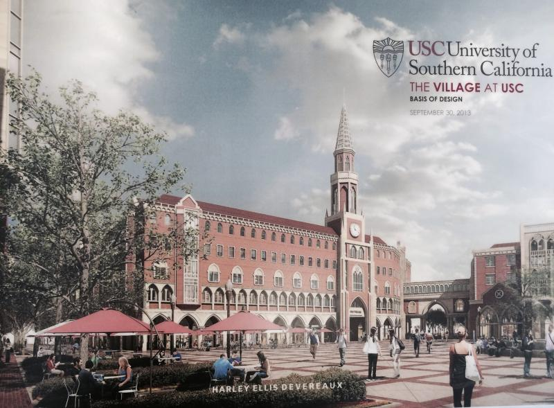 USC Village Displaces Small Business As Construction Begins – Usc Village Housing Floor Plans