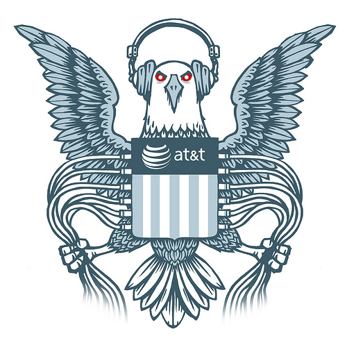 NSA Eagle (Electronic Frontier Foundation)