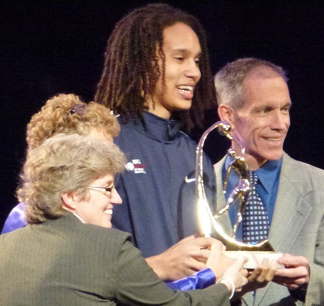 Brittney Griner's coming out means progress for the sports and LGBT communities. (Sphilbrick, Wikimedia Commons)