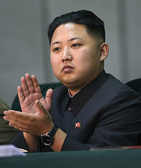 Kim Jong-Un has been reelected as the Supreme Leader of North Korea (Flickr user petersnoopy).