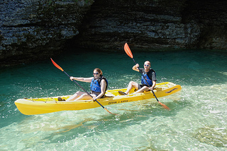 Test your compatibility on the kayak (Creative Commons/Flickr user saidinjest).