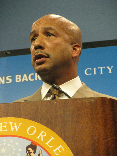 Ray Nagin was the Mayor of New Orleans from 2002 to 2010. (Creative Commons/Flickr user Karen Apricot New Orleans)