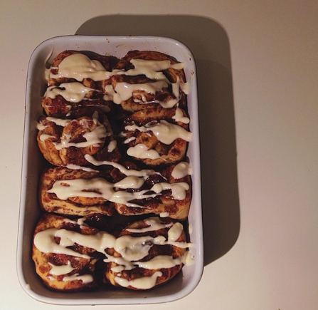 All you need to do is combine cinnamon rolls and cookie dough (@whiskeysoaking/Twitter).