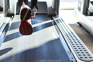 There are other fun things to do on the treadmill. (Creative Commons)
