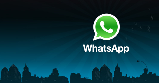WhatsApp has around 450 million monthly users. (Creative Commons/Flickr user abulhassain)