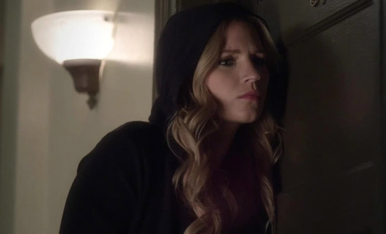 "CeCe Drake/Charlotte is Charles/A on the ""PLL"" season six finale (ABCfamily)"