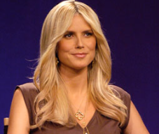 Heidi Klum made it to the 2015 Emmys (Lifetime)