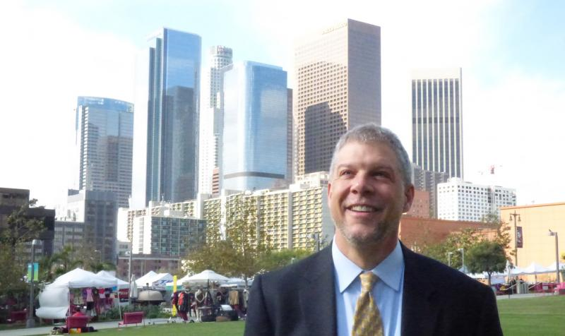 Former Qualcomm executive Peter Marx is setting his sights on improving the My LA311 App and upping transparency.