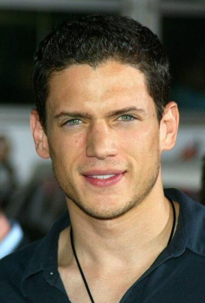 "Wentworth Miller of ""Prison Break"" (Pinterest)"