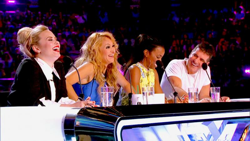 The X Factor Judges (Fox)