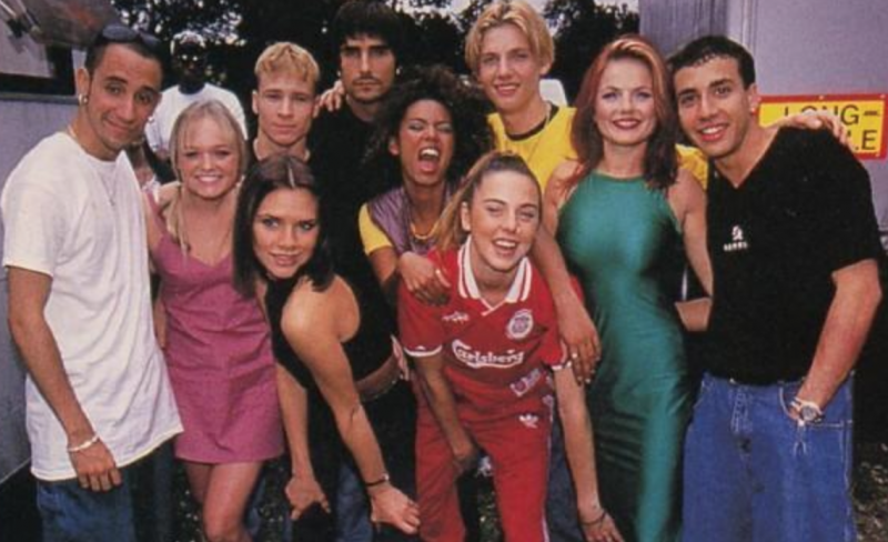 The Backstreet Boys and the Spice Girls could possibly tour together (@TheJessset/Twitter).
