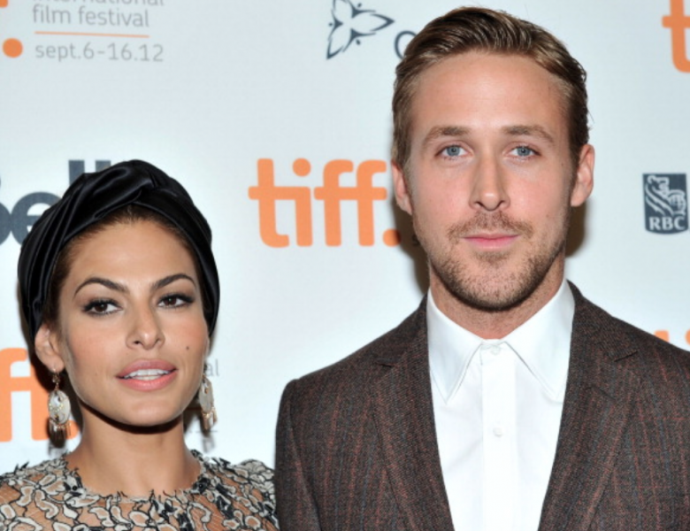 Eva Mendes and Ryan Gosling (Sonia Recchia/Getty Images)