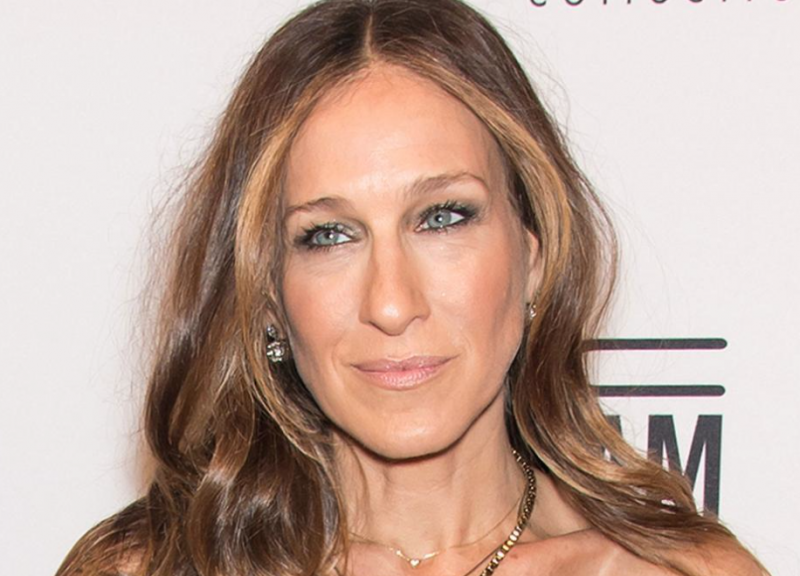 "Sarah Jessica Parker will star in ""Busted"" (@HarpersBazaarUS)."