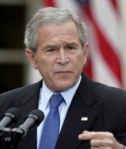 Bush's Speaking Engagement Sparks Controversy In The Jewish Community