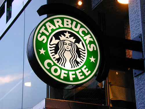 Starbucks calls for an end to the gridlocked Congress. (Creative Commons/Flickr_