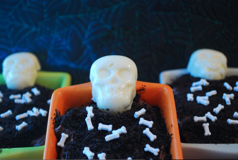 Even the baking-inept can make these delicious Halloween treats (The Domestic Rebel).