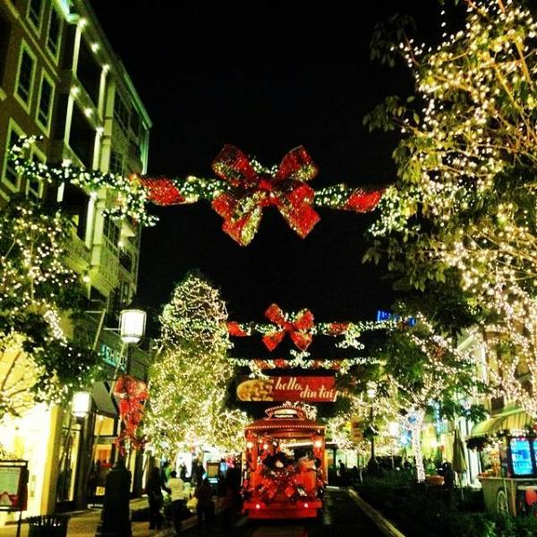 7 Places In Los Angeles Feeling The Christmas Spirit | Neon Tommy