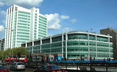 University College Hospital in London (Tagishsimon / Wikimedia Commons)