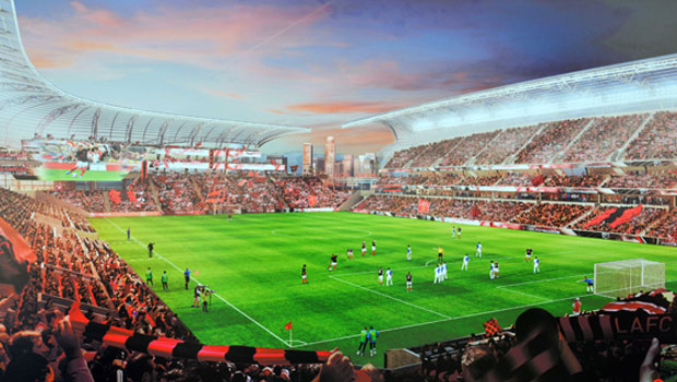 More Gensler stadium renderings. (via LAFC.com)