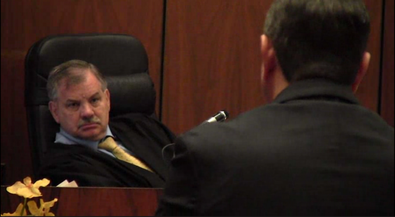 Judge Stephen Marcus is presiding over the case. (Ani Ucar/ATVN)