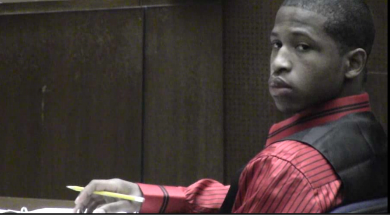 Javier Bolden's trial continues this week in Los Angeles. (Ani Ucar/ATVN)