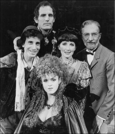 "The original Broadway cast of ""Into the Woods"" (Photo via Playbill/Facebook)"