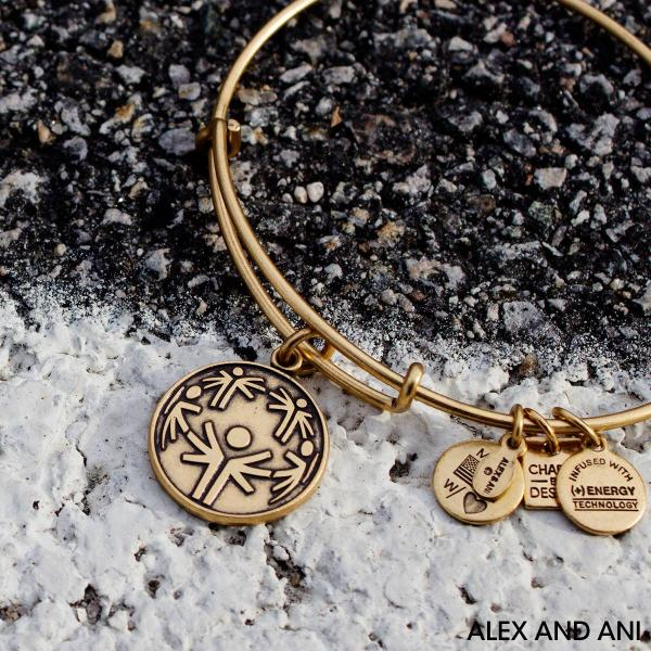 An Alex and Ani bracelet (Facebook/Alex and Ani)